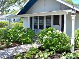 Ebb Tide Cottages - Cottage #1 - Poolside 3 BR / 1 Bath Sleeps 6 – 1 Double Bed, 4 Twin Beds