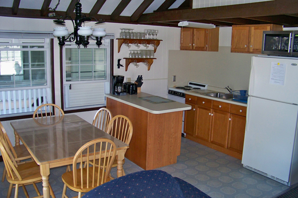 Cottage Rental with Kitchen